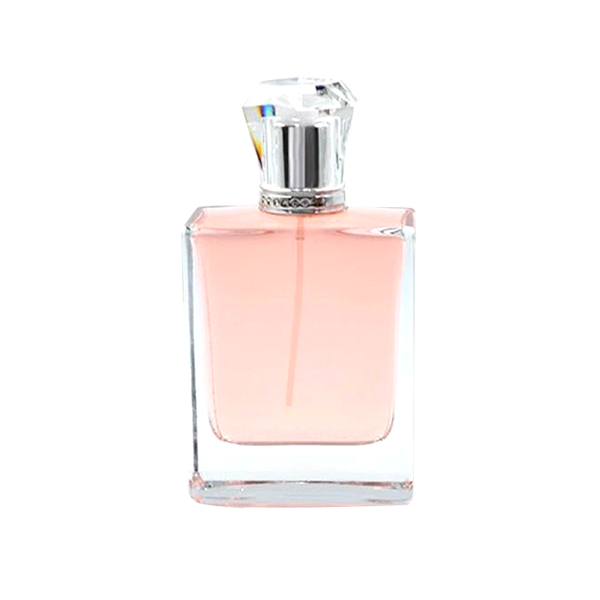 OEM Manufacturer Innovative Cosmetic Packaging - 100ml Customize High Quality Perfume Glass Bottle With Cap – LOM