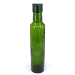 Glass Oil Isi nri Ngwá Ọrụ Olive Bottle / Olive Oil Bottle Cap na Insert
