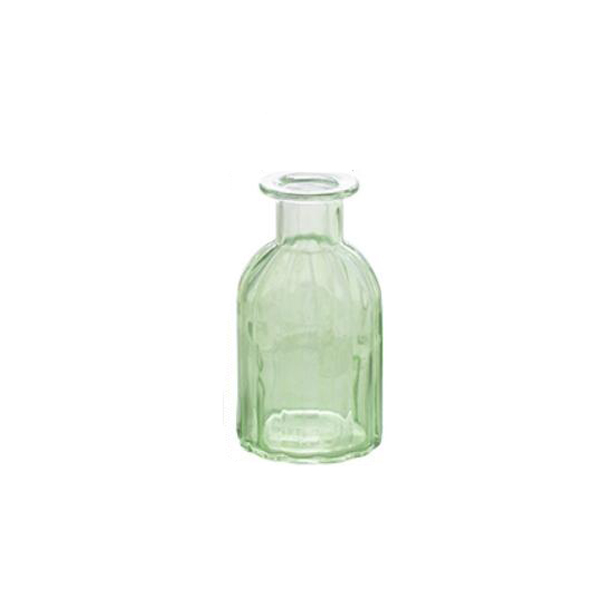 Leading Manufacturer for Pharma And Cosmetic Bottle - Perfume bottle Round 100ml glass reed diffuser bottle for room decore  – LOM