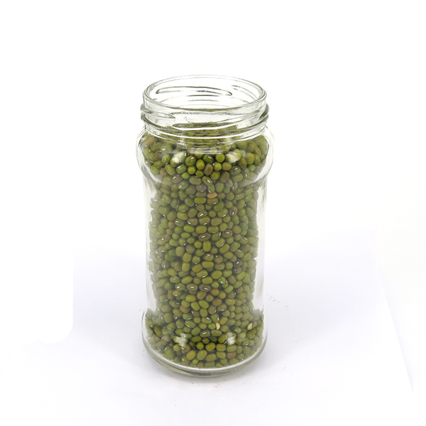 Lowest Price for Essential Oil Bottle Screw Cap - FDA Professional Glassware Storage Jars  – LOM