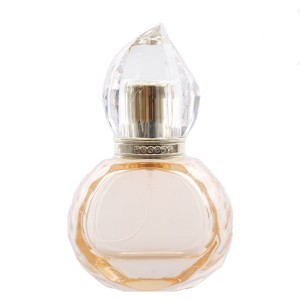 Personlized Products Apothecary Glass Jar Glass Candy Jar - 30ml Round Crystal Perfume Bottle Bulb – LOM
