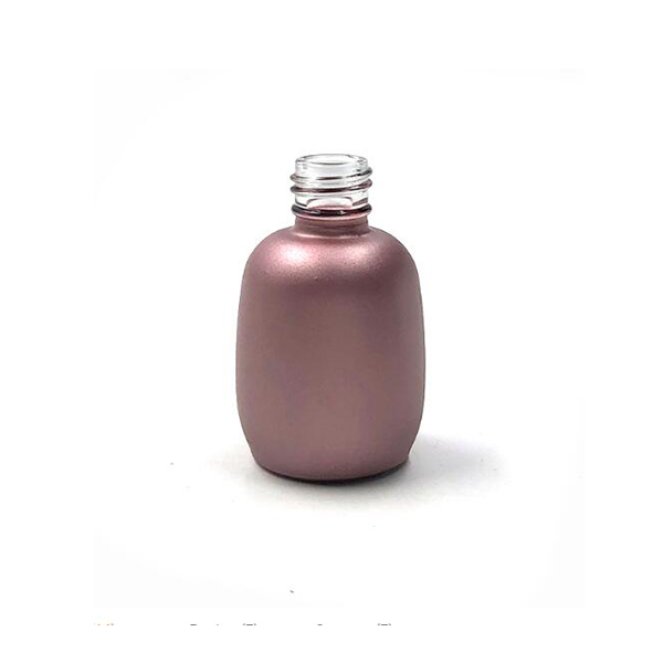 Factory For Elegant Perfume Bottle - 15ml Pink Ready Stock Nail Polish Bottle Sets China Manufacturer – LOM