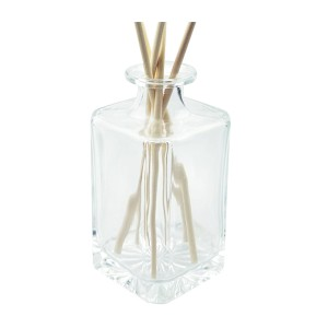 High Performance Olive Oil Glass Bottle - 150ml Reed Diffuser With Scented Jasmine Oil, Cutesy Diffuser Collection. – LOM