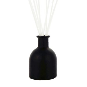 Manufacturing Companies for Unique Shaped Glass Nail Polish Bottles - 200ml Round Black Reed Diffuser With Scented Oil, Cutesy Candle Set. – LOM