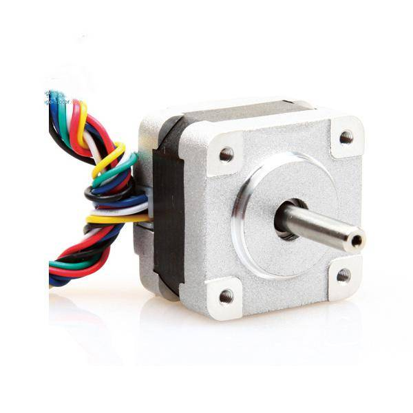 Hybrid Stepper MOTOR-Nema16HS Featured Bildo