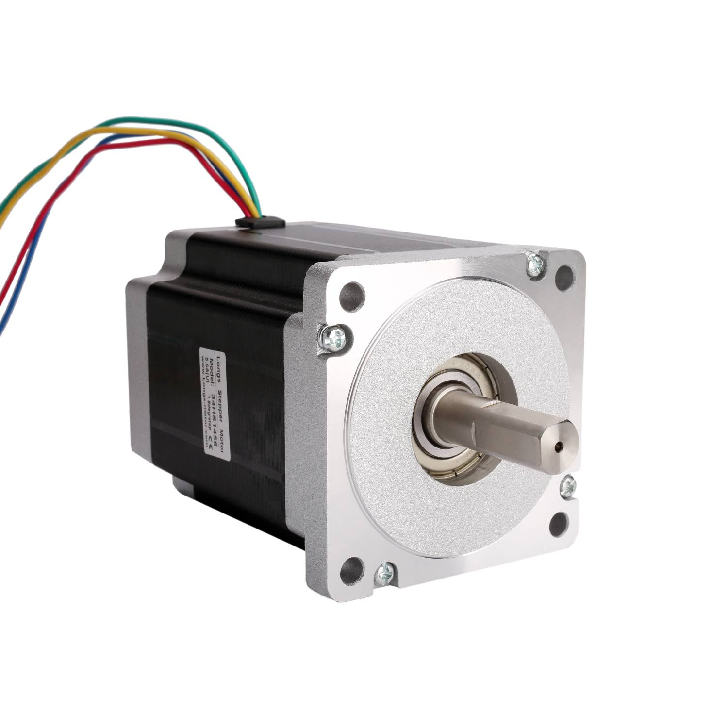 HYBRID STEPPER MOTOR-Nema34 Ms