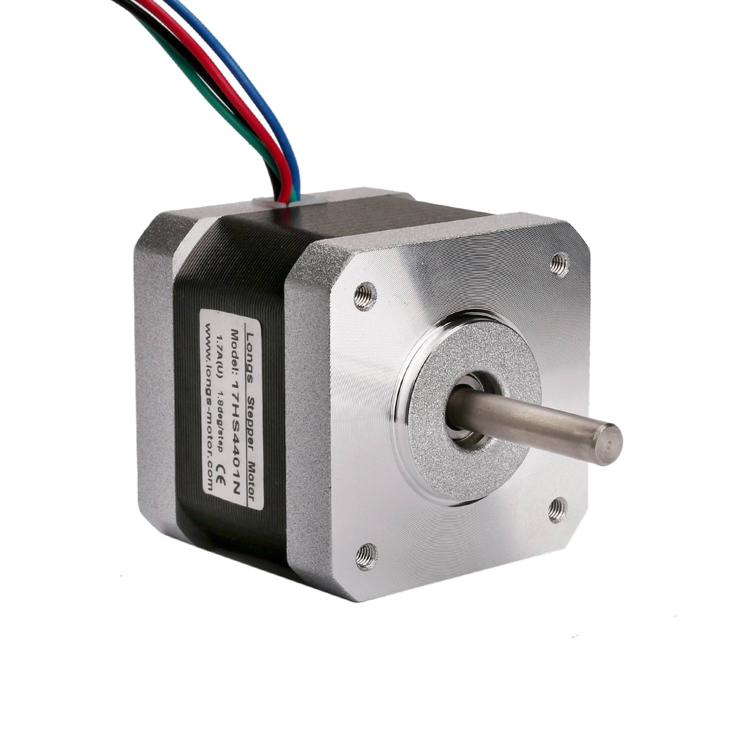 Hybride Stepper MOTOR-Nema17HS Featured Image