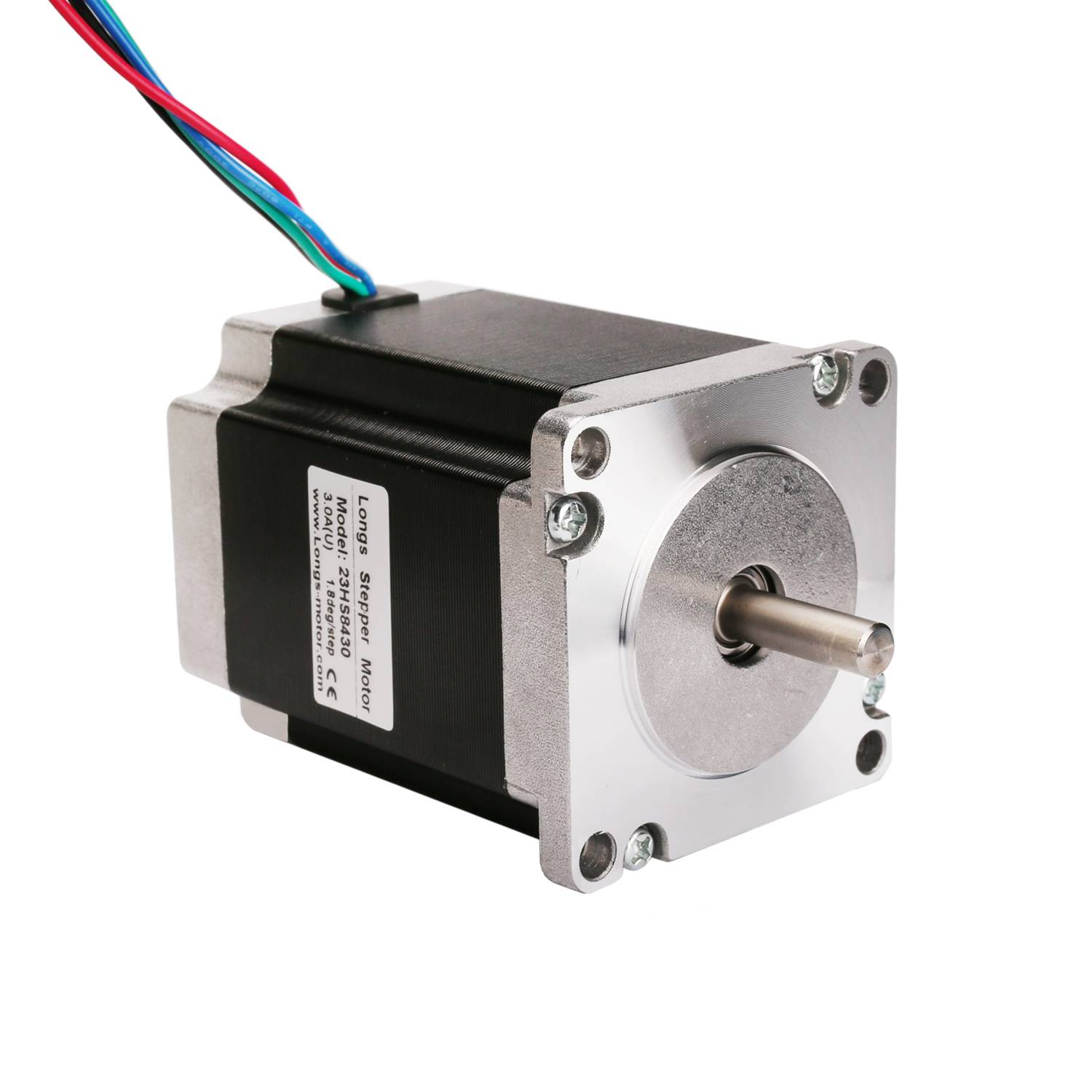 HYBRID stepmotor-nema23HS Featured Billede