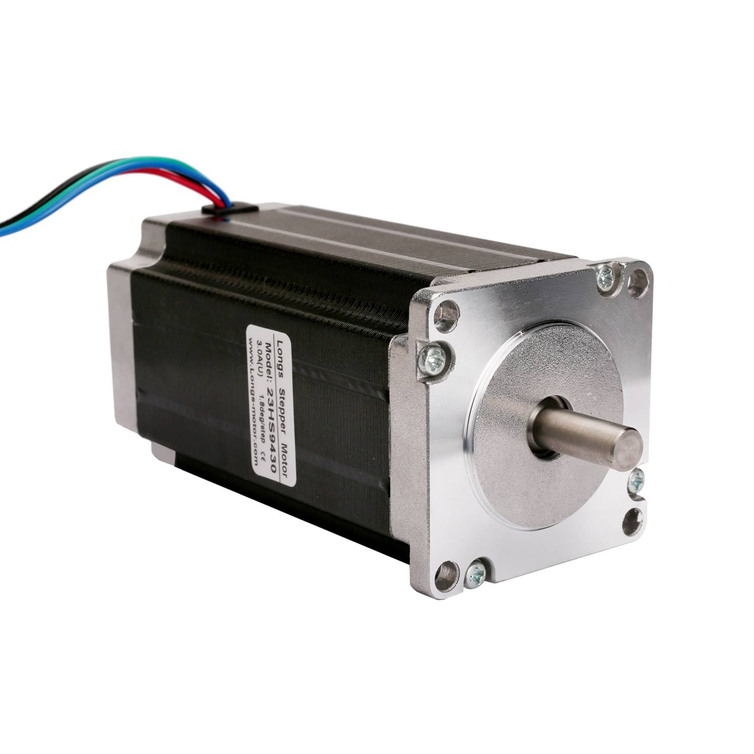 Hybrid Stepper Motor-Nema24 Featured Image