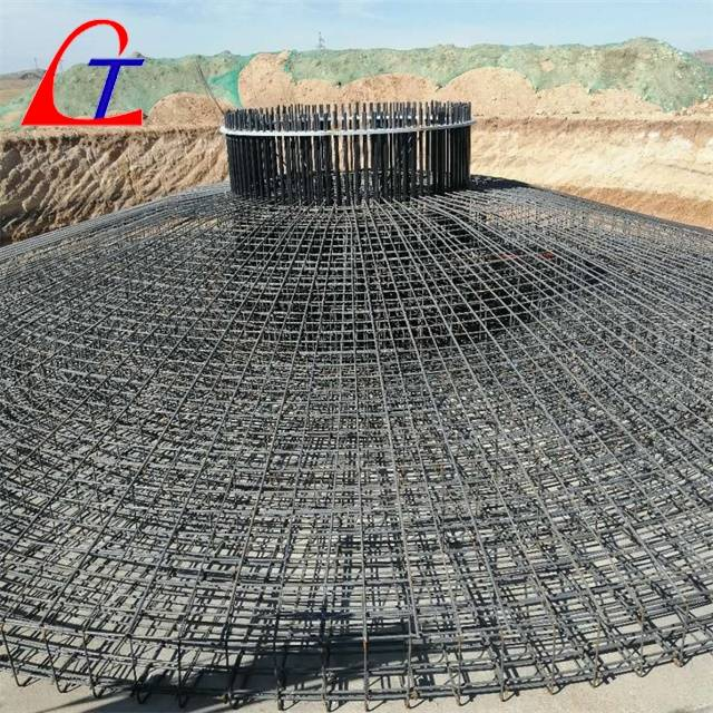 Steel Anchor Plate, Embedment ring plate, upper ring, lower ring, anchor ring for Wind Turbine Foundation System Featured Image