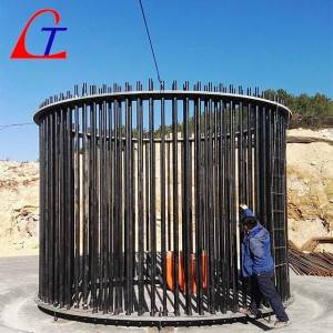 Steel Anchor Plate, Embedment ring plate, upper ring, lower ring, anchor ring for Wind Turbine Foundation System