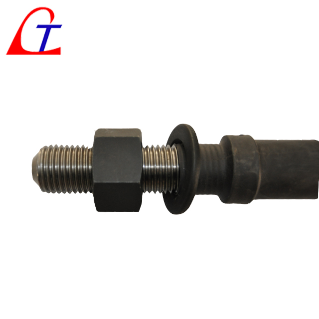 Stud Bolt, Anchor Bolt, grade 8.8,  prestress, precompression, pre-tensioning, post-tensioning structure for construction China manufacturer supplier for sell Featured Image