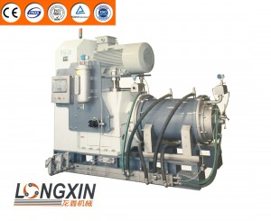 WSJ Series horisontal Inter-cooling Fungsi Full Bead Mill