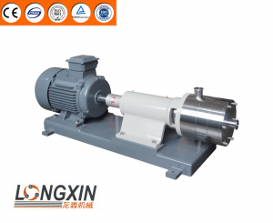 LHX Series Homogeneous Emulsion Pump