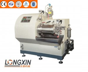 WST Series Turbo Nano Sand Mill