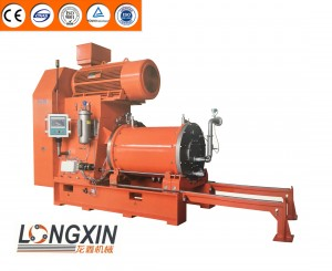 WSP Series Fast Flow Nano Bead Mill