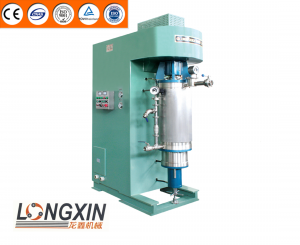 WSH Series High-viscosity Vetikal bead Mill