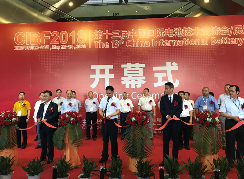 The 13th China International Battery Fair Held Successfully From May 22 to 24 in Shenzhen