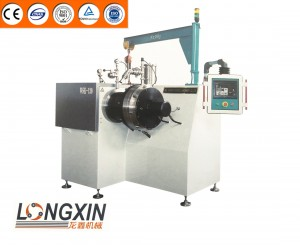 WSK Series High-viscosity Superfine Versatile Bead Mill