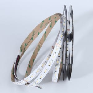 OEM Customized Ceiling Lamp - SMD5050RGB+SMD3014WW LED Strip Light – Lowcled