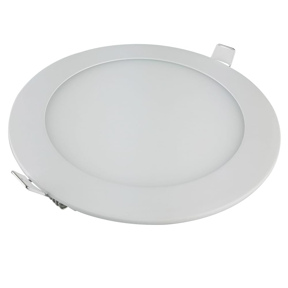 Big Discount Led Wall Light - Small recessed round 18W LED Panellight and led panel light 18w – Lowcled