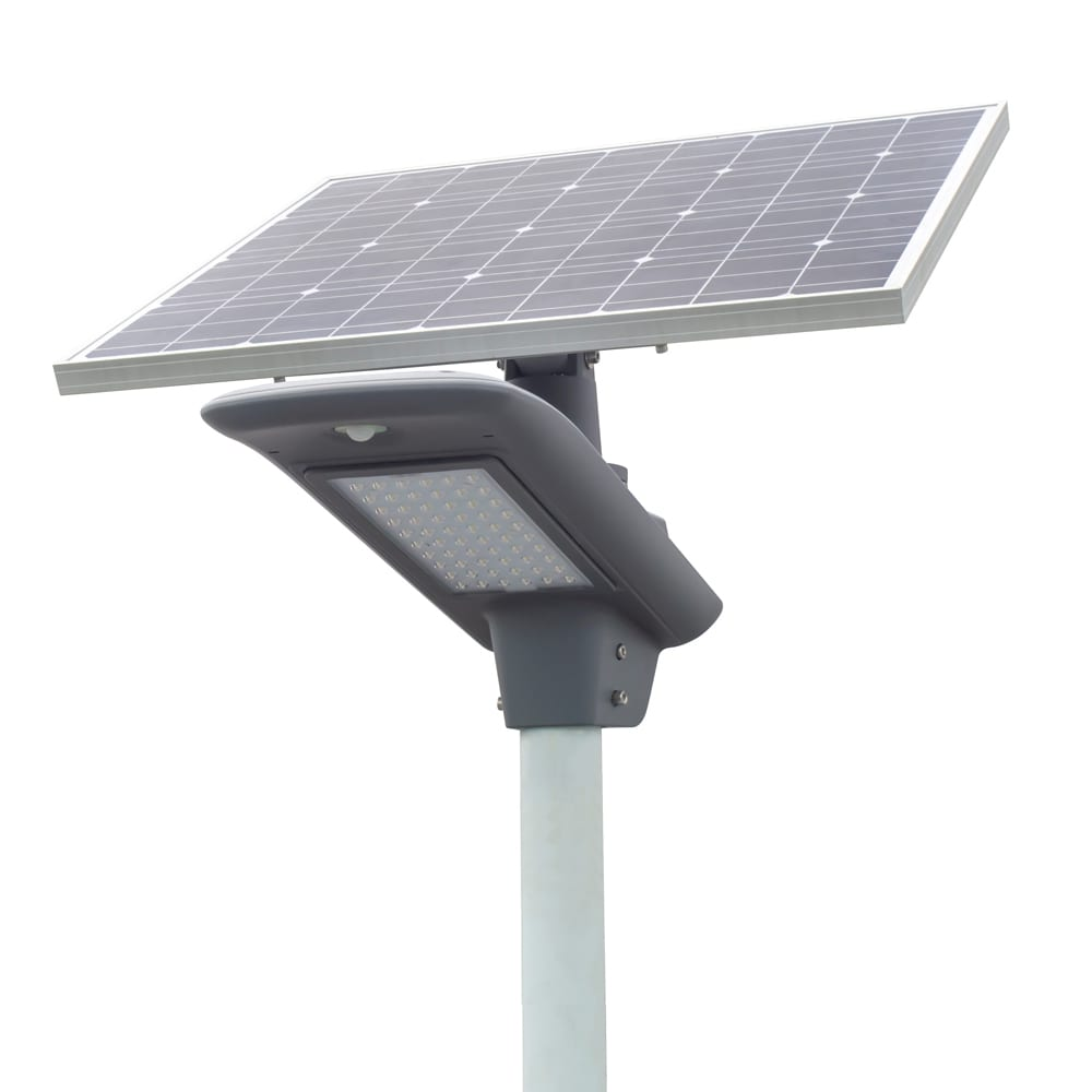 Trending ProductsSolar Led Light - 30W Semi integrated Solar LED Street Light with Rotation Solar Panel solar garden light 30watt – Lowcled