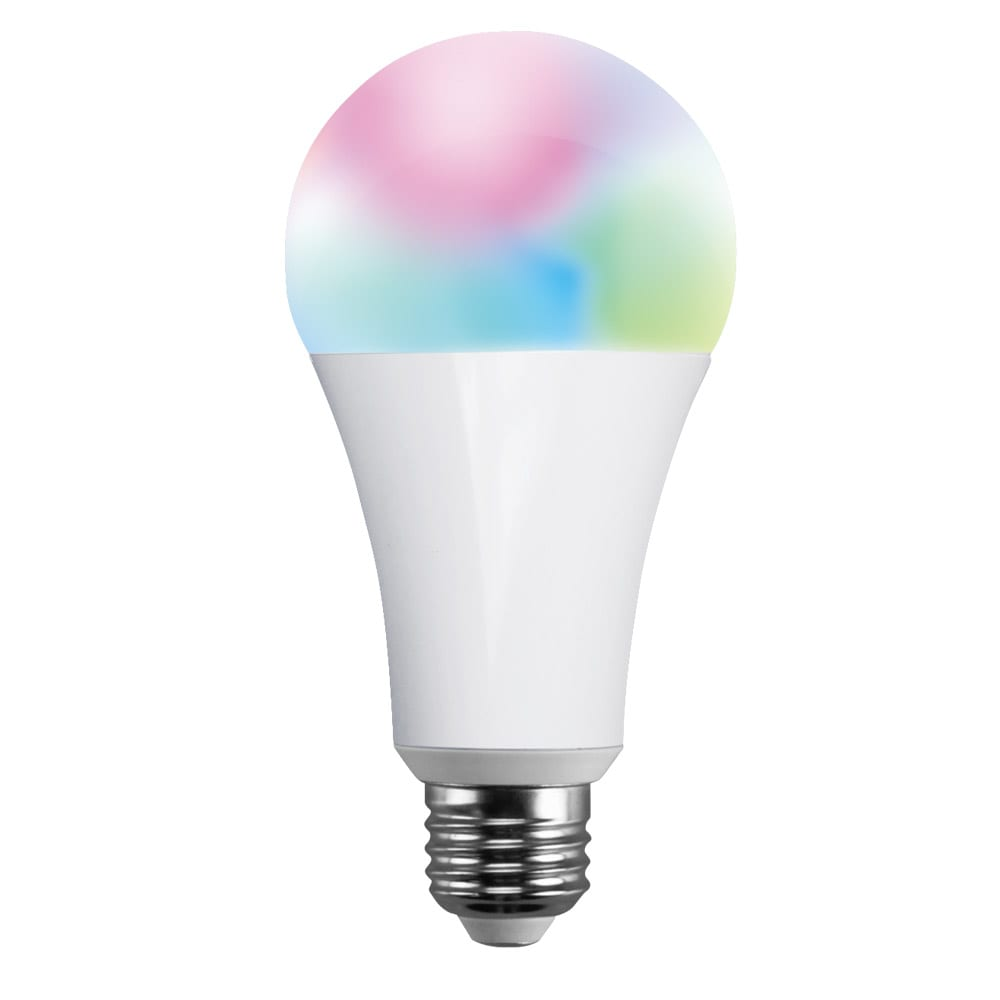 9W RGBW LED Smart Bulb with Bluetooth Wifi Alexa Smart Led Light Bulb 9 W Led Music Bulb Featured Image