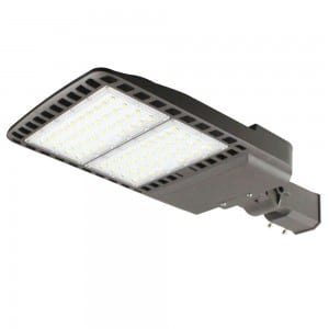 200W Us Parking Lot Shoebox Light 200 watt shoe box for tennis court lamp lighting , 26000lumens replaces 400W HID