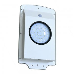 6W All in one solar LED Street Light 6 watt IP65 LED Motion Sensor Solar street Light