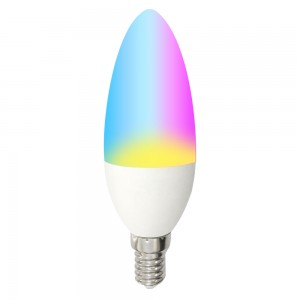3W E14/E12 Wifi LED Candle Bulb