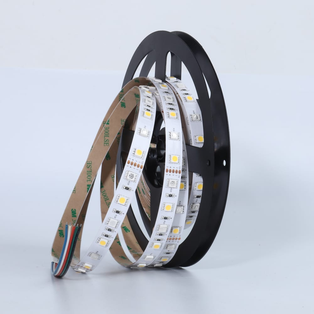 High Quality for Led Ceiling Light - SMD5050RGB+SMD5050WW LED Strip Light – Lowcled