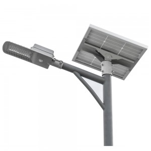 40W 2 in 1 Solar LED Street Light