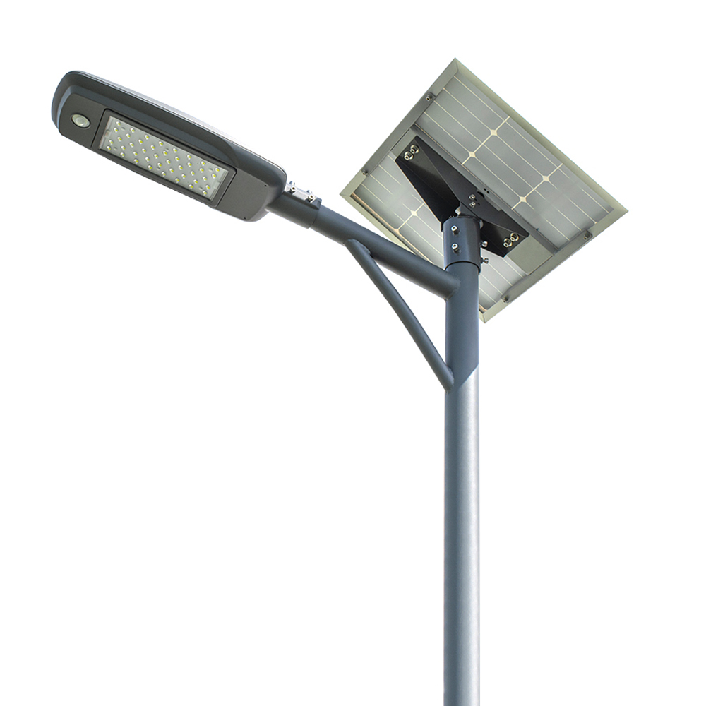 Factory selling China Led Shoebox Light - 60W Semi integrated Solar LED Street Light – Lowcled