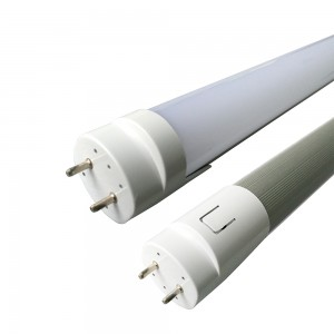 T8 LED tube light with clip