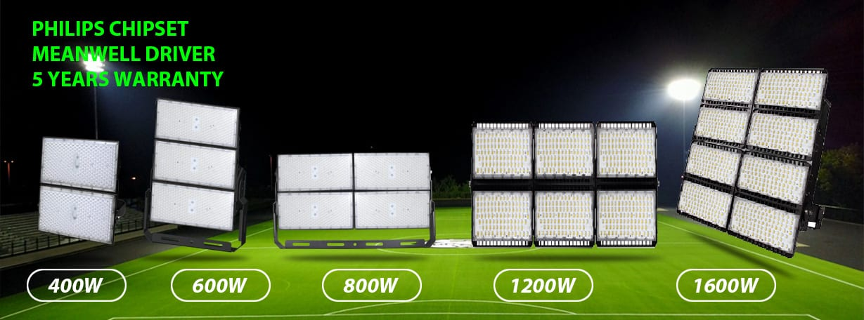 Led Outdoor Stadium Lighting