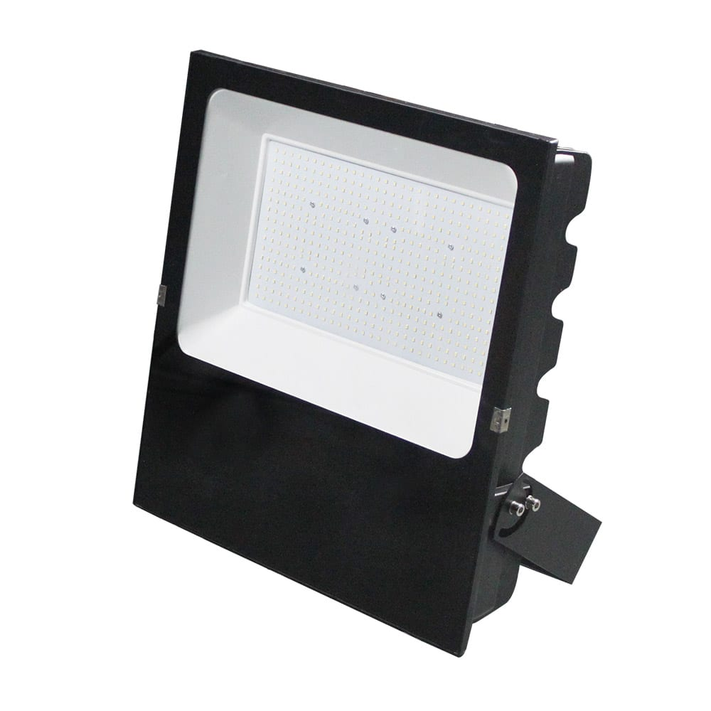 Factory Free sample Light Led Ceiling - 300W LED Flood Light  Square Small Floodlight Fixture 300 watts Beam Angle 100° Floodlight Security Architectural Lighting Fixture 2700K-6000K – Lowcled