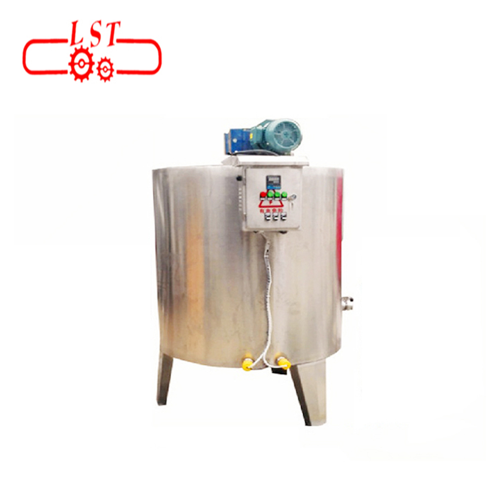 Industrial Professional Small Chocolate Melting Tempering Machine Holding Tank