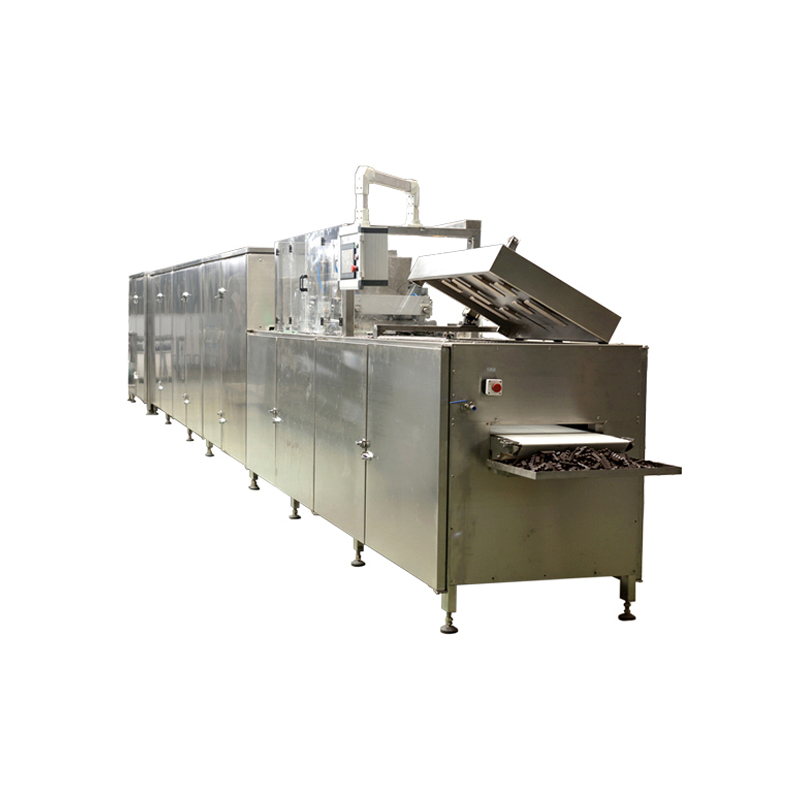 High Quality Chocolate Machine Small Chocolate Coating Energy Bar Making Machine