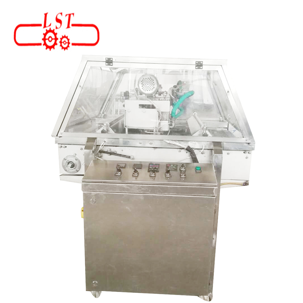 Factory Chocolate Making Machine  Automatic Production Line Chocolate Decorating Machine