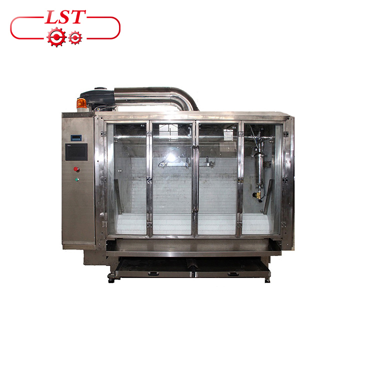 LST Almond/Strawbery/Raisin / Peanut chocolate coating machine chocolate