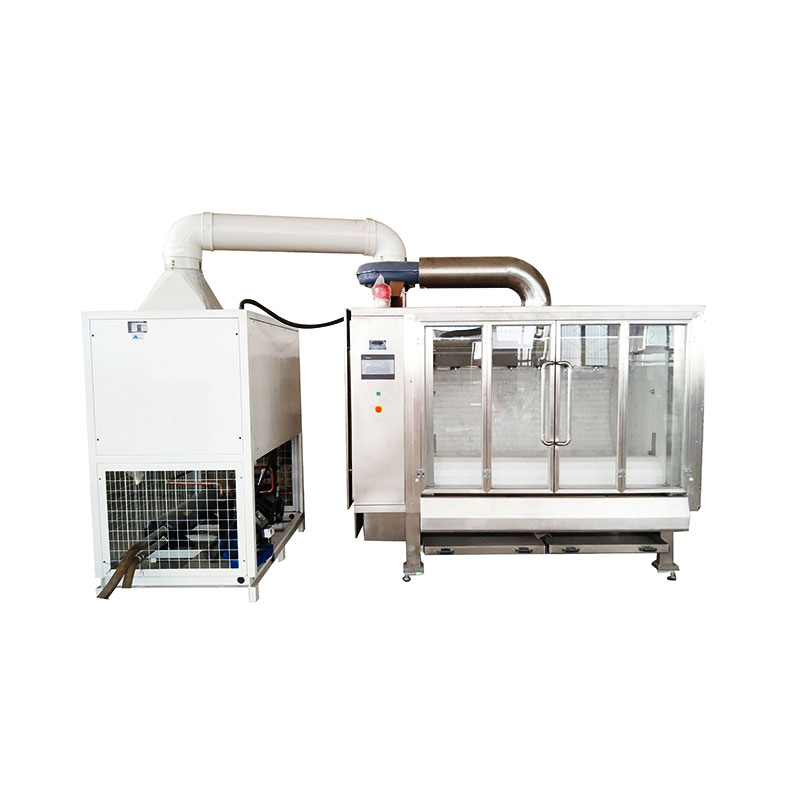 Chocolate peanut coating machine Chocolate Bean making machine for chocolate coating