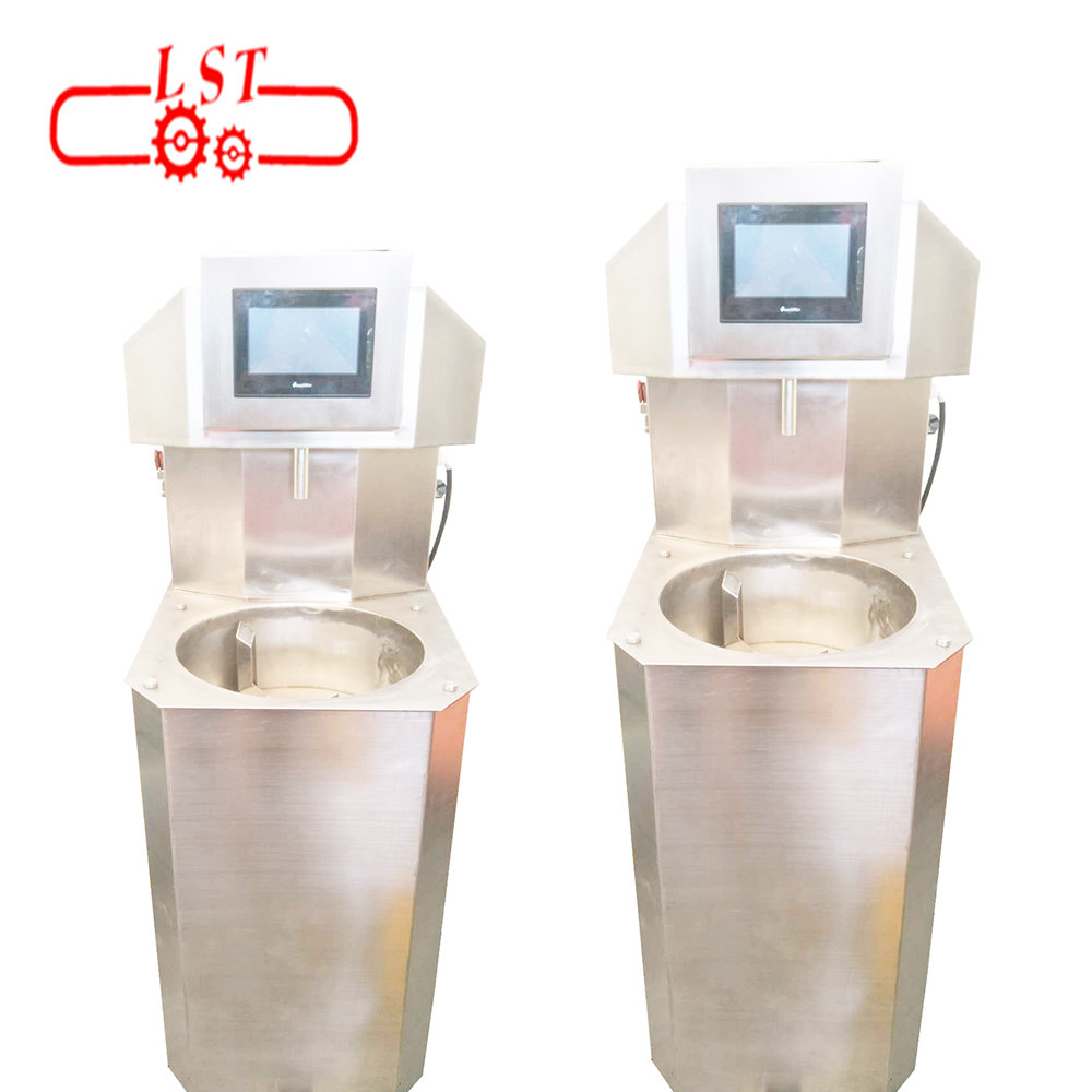 China Hot Selling Small Auto Chocolate Melanger Machine Tempering Melting Machine