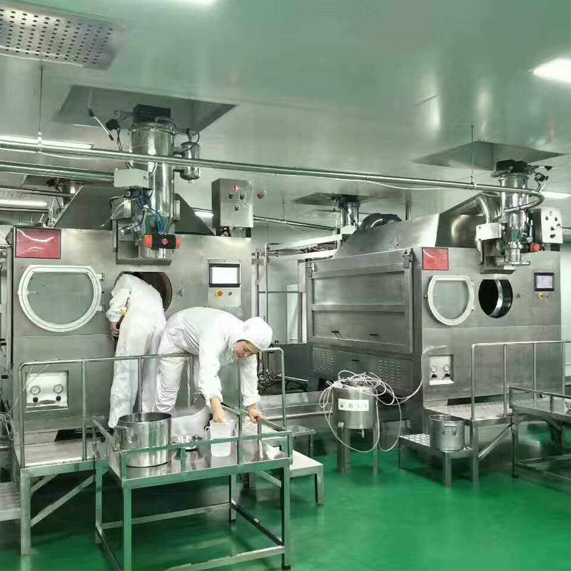 Suger coating machine Chocolate Coating machine Chocolate Production line