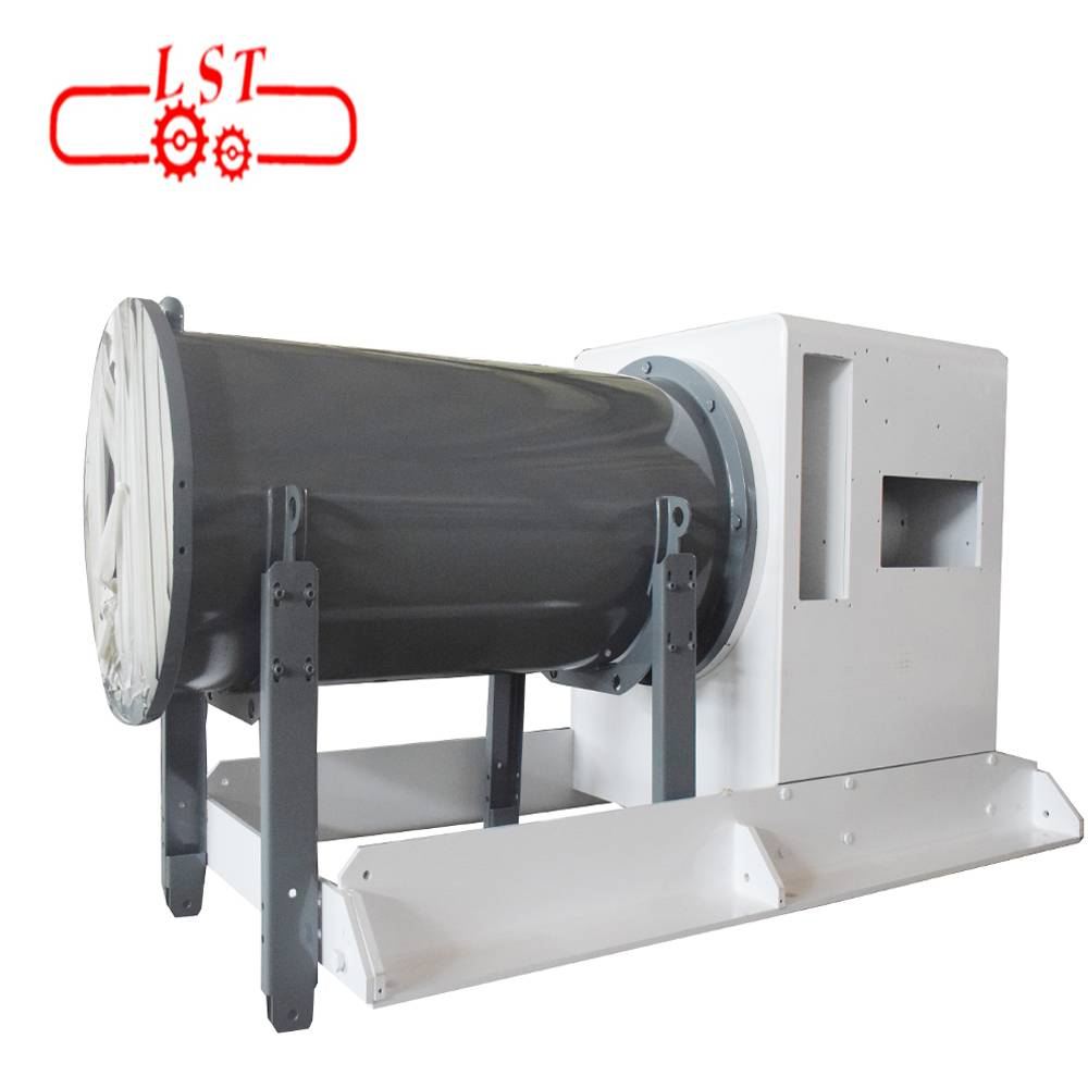 2019 new vertical and horizontal ball mill for chocolate