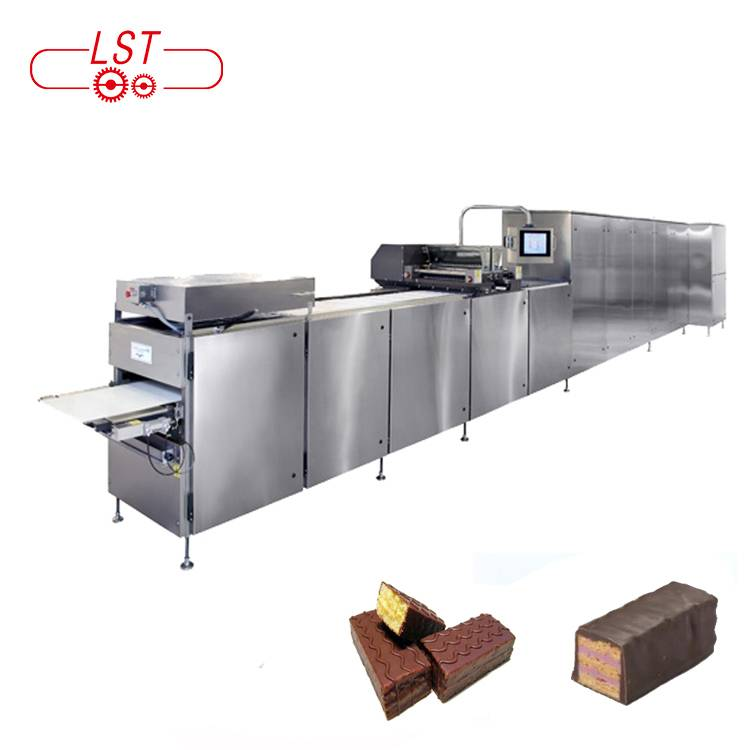 Chocolate making machine biscuit equipment chocolate automatic donuts machine