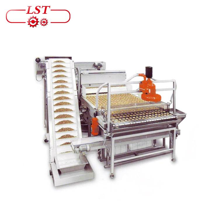 Hot sale atuomctic industrial chocolate sprinkles machine