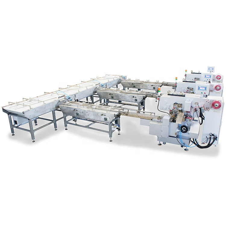 Hard Candy High Speed Packing Machine Aluminium Foil Wrapping Machine Foil For Chocolate Wrapping