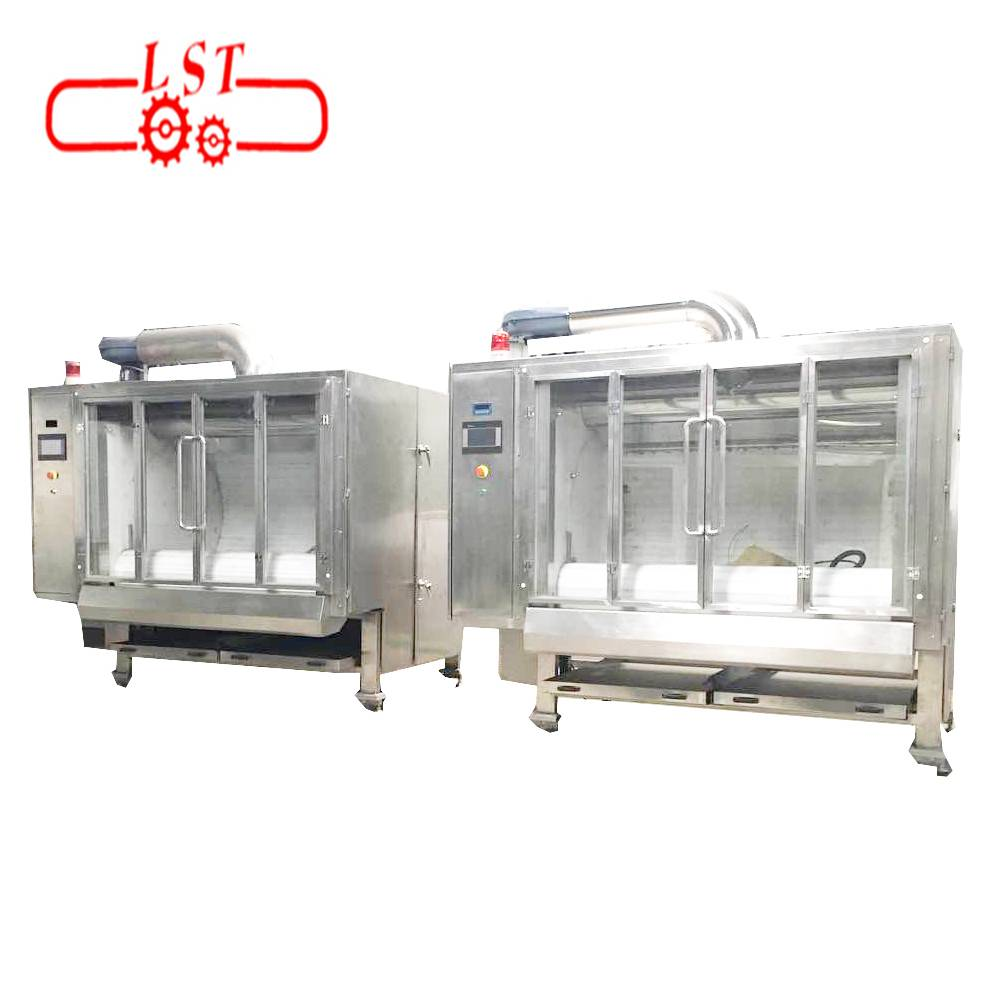 Chocolate Confectionery factory used  chocolate food coating equipment