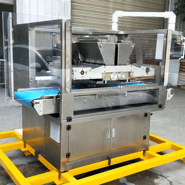 Small hot sale automatic industrial chocolate moulding machine