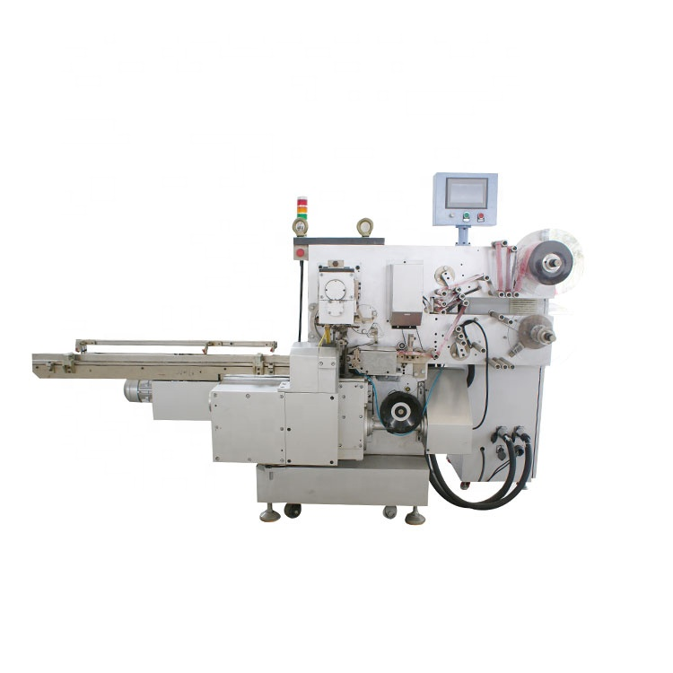 LST Chocolate Double Twist Packing Machine Double Twist Candy Wrapping Packaging Machine Automatic